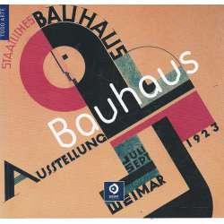 Bauhaus. Todo arte