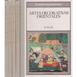 El mundo de las Antigüedades. Artes Decorativas Orientales. 4 Tomos