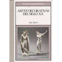 El mundo de las Antigüedades. Artes Decorativas del Siglo XX. Art Deco