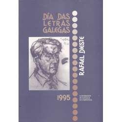 Días das letras galegas 1995. Rafael Dieste