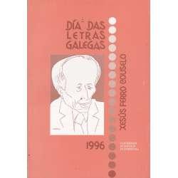 Día das letras galegas 1996. Xesús Ferro Couselo
