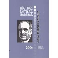 Días das letras galegas 2001. Eladio Rodríguez González