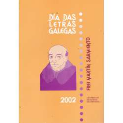 Días das letras galegas 2002. Frei Martín Sarmiento