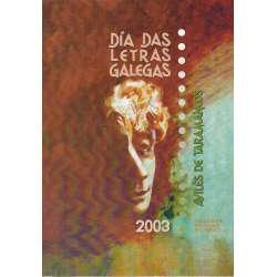 Días das letras galegas 2003. Avilés de Taramancos