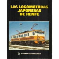LAS LOCOMOTORAS JAPONESAS DE RENFE