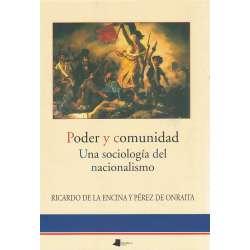 Poder y comunidad. Una sociología del nacionalismo