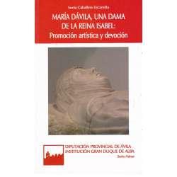 María Dávila, una dama de la Reina Isabel