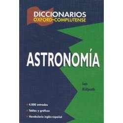 Diccionarios Oxford Complutense. Astronomía