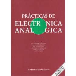 Prácticas de electrónica analógica