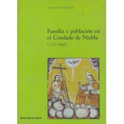 Familia y población en el Condado de Niebla 1520-1860