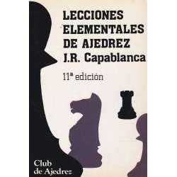 Lecciones elementales de ajedrez