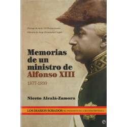 Memorias de un ministro de Alfonso XIII 1877-1930