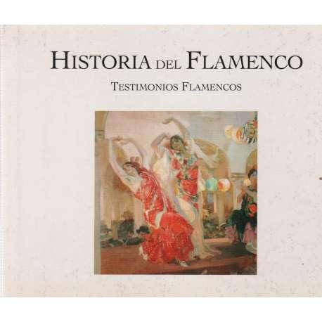 Historia del flamenco. Testimonios flamencos