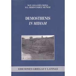Demosthenis in midiam