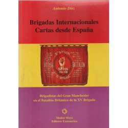 Brigadas Internacionales. Cartas desde España