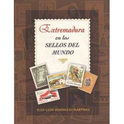 Extremadura en los sellos del mundo