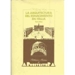 LA ARQUITECTURA DEL RENACIMIENTO EN ITALIA. Estudios