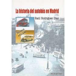 La historia del autobús en Madrid