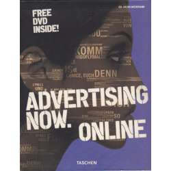 Advertising now. On line