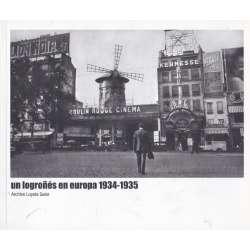 Un logroñés en Europa 1934-1935
