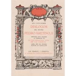 Los diálogos de Pedro Aretino II