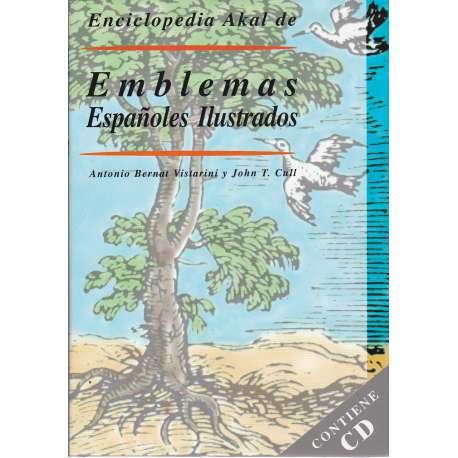 Enciclopedia Akal de Emblemas españoles ilustrados.  Contiene CD