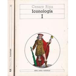 Iconología. 2 Tomos
