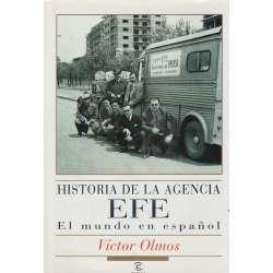 Historia de la agencia EFE. El mundo español