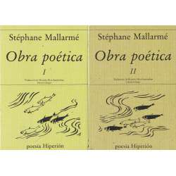 Obra poética. Seéphane Mallarmé. 2 Tomos