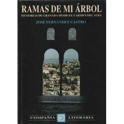 Ramas de mi árbol. Memorias de Granada desde el Carmen del Alba
