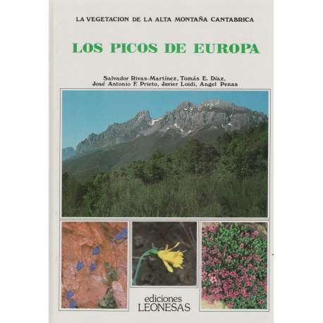 La vegetación de la alta montaña cantábrica. Los Picos de Europa