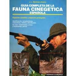 Guía completa de la fauna cinegética española
