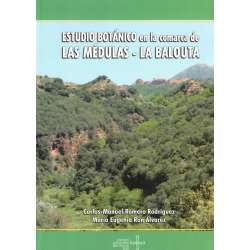 Estudio botánico en la comarca de Las Médulas- La Balouta. Bierzo