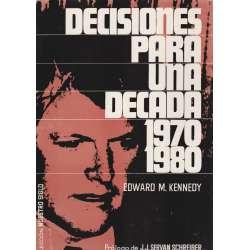 Decisiones para una década 1970-1980