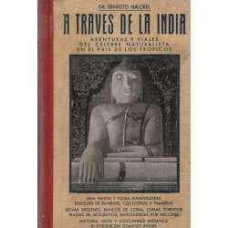 A través de la India (2 Volúmenes en 1 tomo)