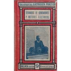 Devanados de generadores y motores eléctricos