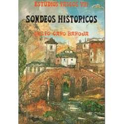 Sondeos históricos. Estudios Vascos. Tomo VIII