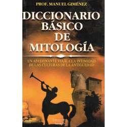 Diccionario básico de mitología