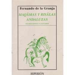 Maqamas y risalas andaluzas. Traducciones y estudios