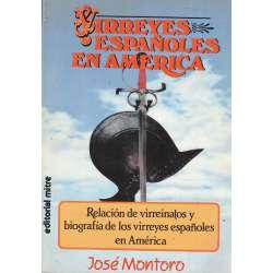 VIRREYES ESPAÑOLES EN AMÉRICA