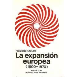 LA EXPANSIÓN EUROPEA (1600-1870).