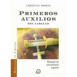 PRIMEROS AUXILIOS DEL CABALLO