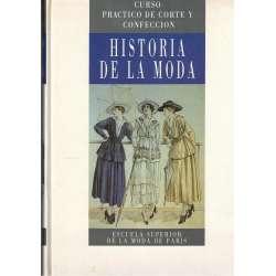 HISTORIA DE LA MODA.
