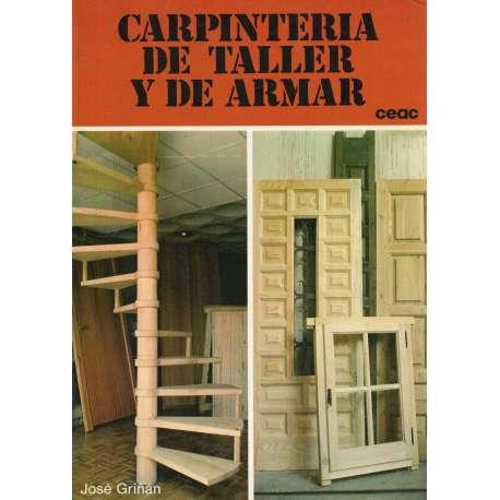 Carpinteria de taller y de armar