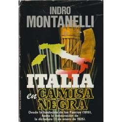 Italia en camisa negra