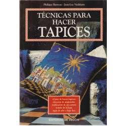 TÉCNICAS PARA HACER TAPICES.