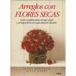 ARREGLOS CON FLORES SECAS.