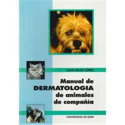 MANUAL DE DERMATOLOGÍA DE ANIMALES COMPAÑÍA.