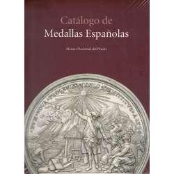 Catálogo de Medallas Españolas. Museo del Prado