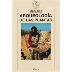 ARQUEOLOGÍA DE LAS PLANTAS.